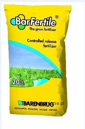 Nawóz Barenbrug BERFERTILE Premium Late 20kg