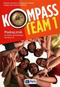 Kompass Team 1 Podręcznik do języka niemieckiego dla klas 7 - Elżbieta Reymont, Agnieszka Sibiga, Małgorzata Jezierska-Wiejak