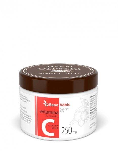 Bene Vobis - Witamina C w 100% z owoców aceroli - 250g