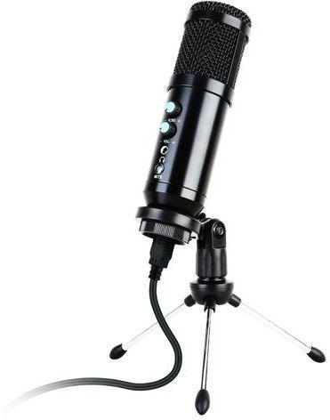 FZONE BM-01 - Mikrofon pojemnościowy na USB