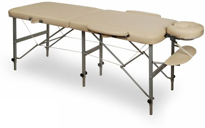 Stół składany do masażu ROYAL (aluminium)