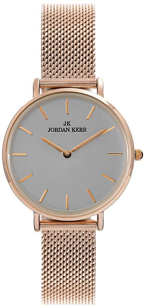 Jordan Kerr Zegarek Damski L1029 srebrny