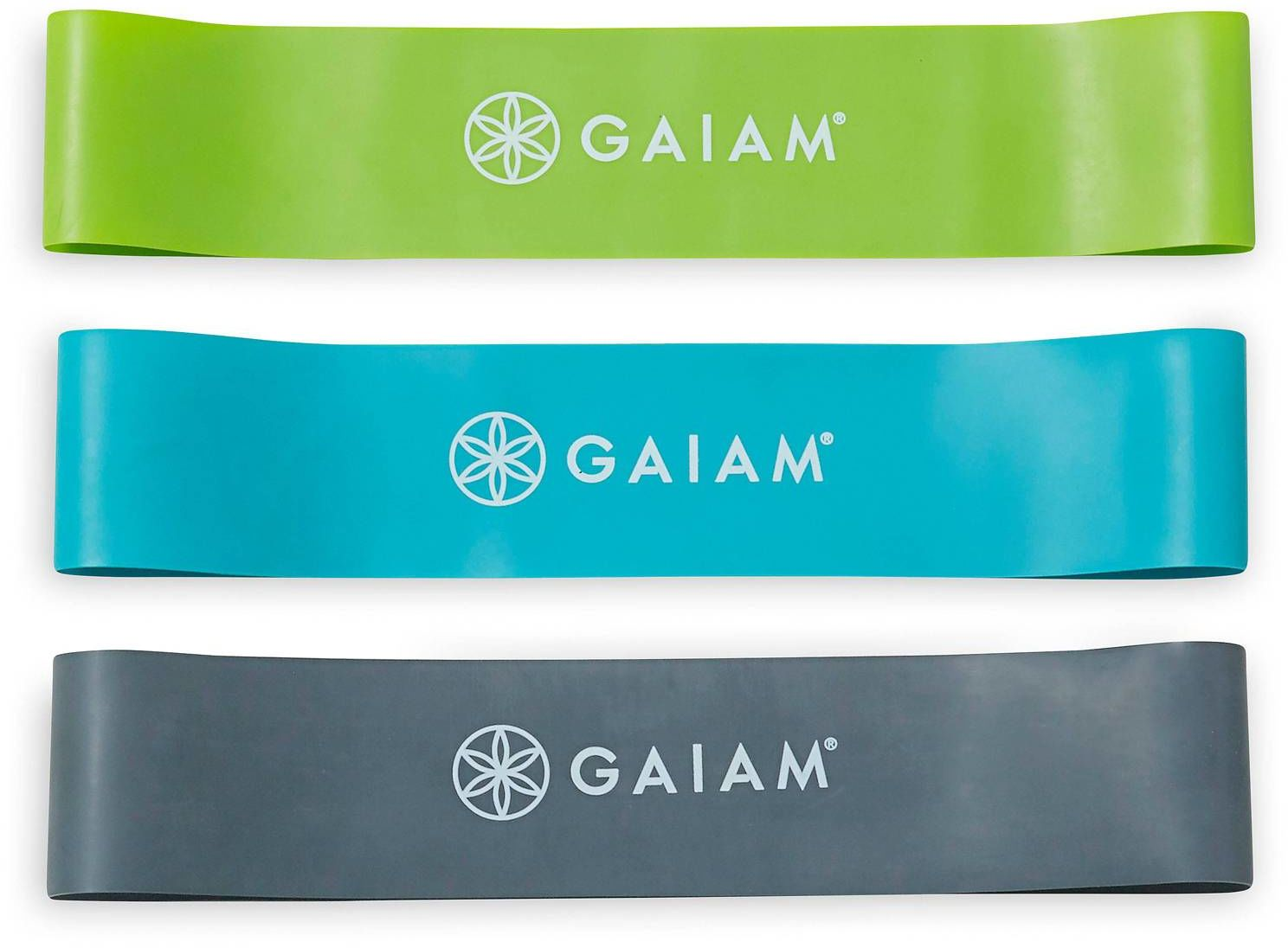 Zestaw gum treningowych GAIAM