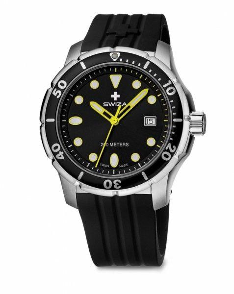 Zegarek TETIS Gent, SST, black, black WAT.0461.1004