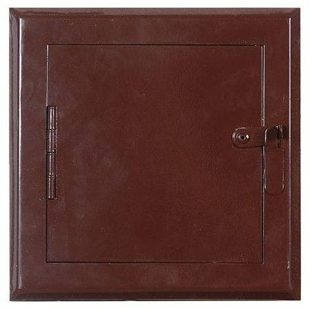Drzwi rewizyjne NORDflam 140 x 290 mm białe
