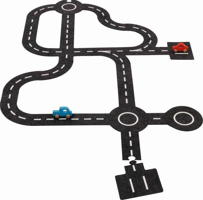 Podłogowy tor wyścigowy 53812-Goki, samochody zabawki