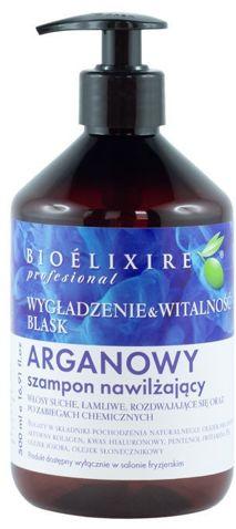 BIOELIXIRE Szampon z olejkiem arganowym 500ml