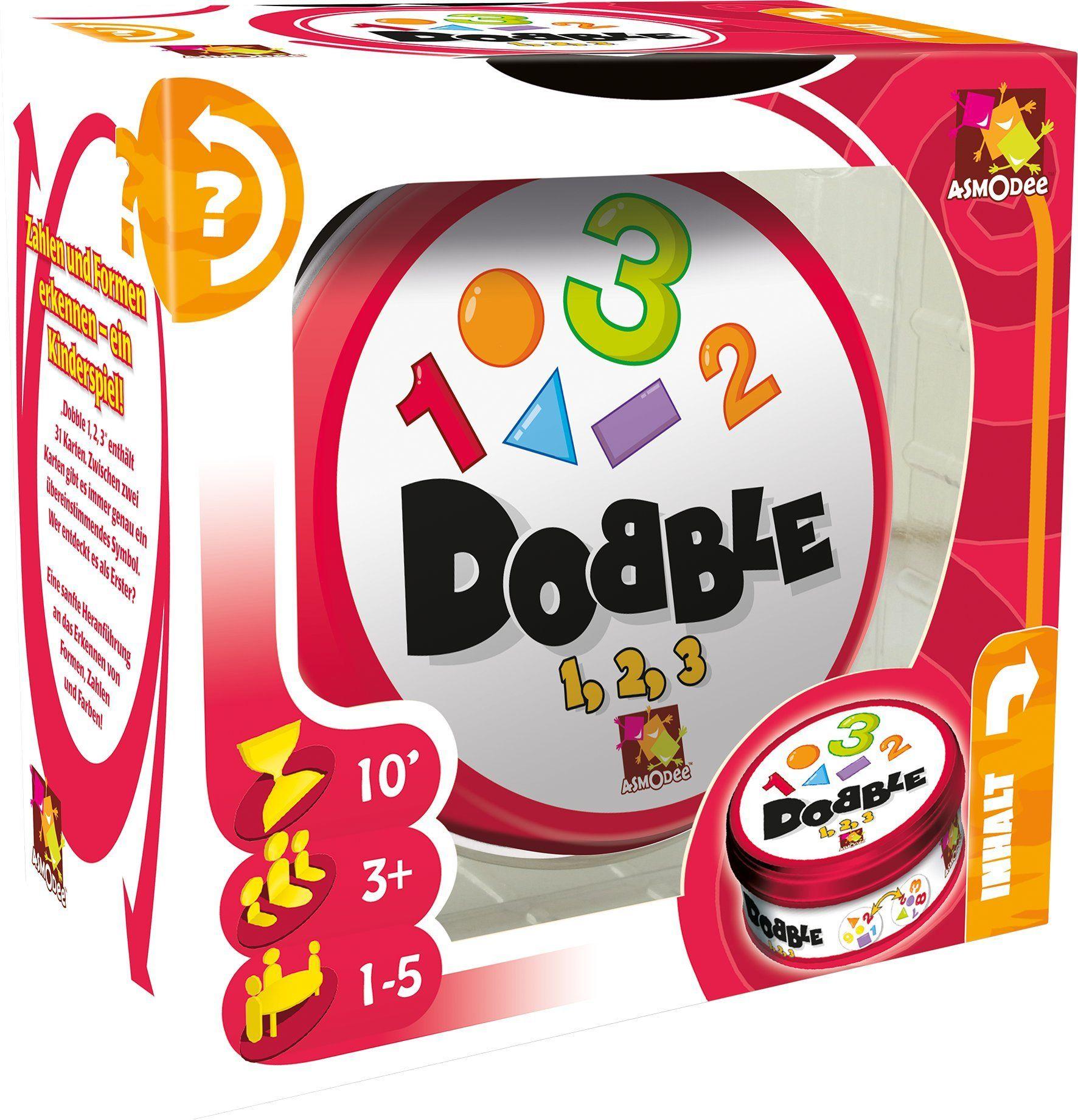 Dobble 1,2,3: Kinderspiel