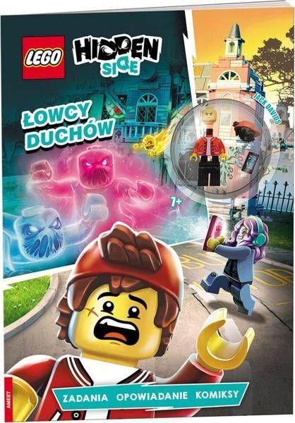 Lego Hidden Side. Łowcy duchów - praca zbiorowa