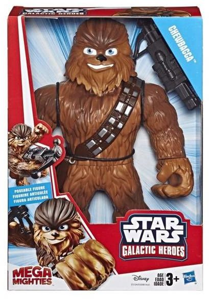 Star Wars Mega Mighties - Chewbacca - HASBRO