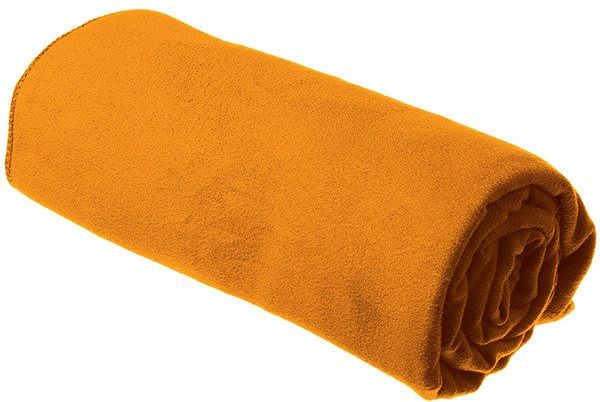 Ręcznik Sea to Summit DryLite Towel XS - orange
