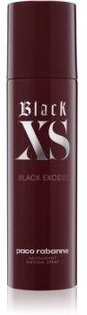 Paco Rabanne Black XS For Her dezodorant w sprayu dla kobiet 150 ml