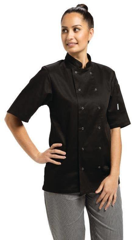 Koszula kucharska czarna różne rozmiary