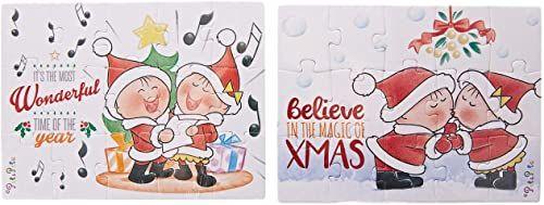 Mopec NX031 cewka bożonarodzeniowa, 15 części, Pit&Pita kanando/Kuss, 2 sortowane, karton, wielokolorowa, rozmiar uniwersalny