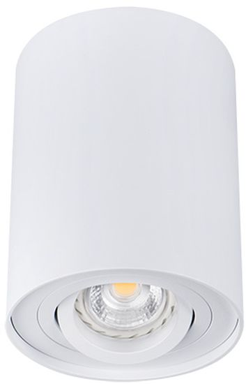 Oprawa punktowa sufitowa 25W 230V GU10 IP20 Ikl. BORD DLP-50-W 22551