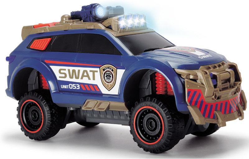 Dickie - Samochód Ochrony miasta SWAT 3308380