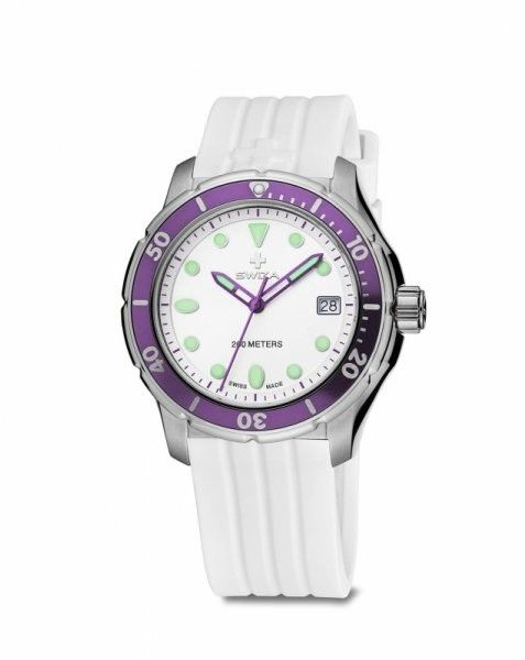 Zegarek TETIS Lady, SST, white, white WAT.0431.1004