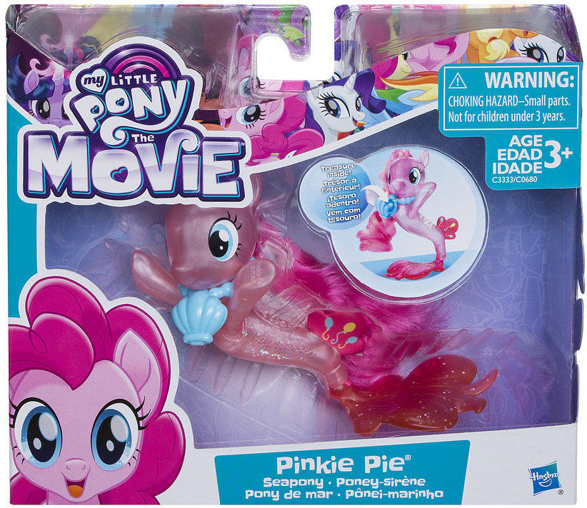 My Little Pony Movie - Kucyk Syrenka Pinkie Pie C3333