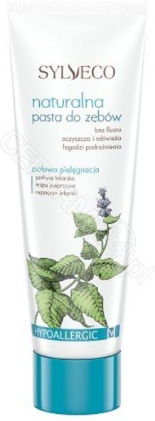 Naturalna pasta do zębów 100ml Sylveco