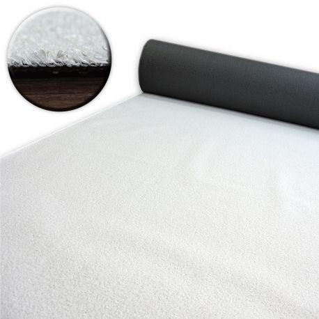 SZTUCZNA TRAWA SPRING biały gotowe wymiary 100x200 cm