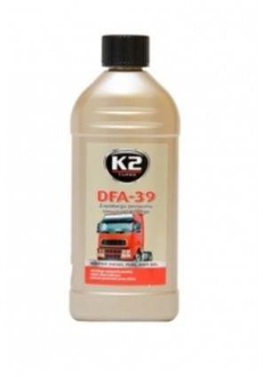 K2 DFA-39 500ml - przeciwko żelowaniu oleju napędowego