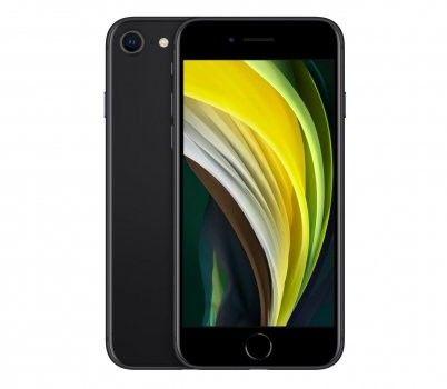 Apple iPhone SE 2020 Dual eSIM 64GB Czarny
