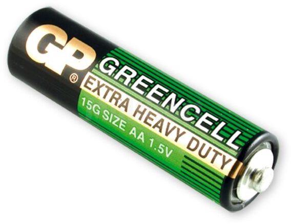 Bateria 1,5V GP Greencell R6