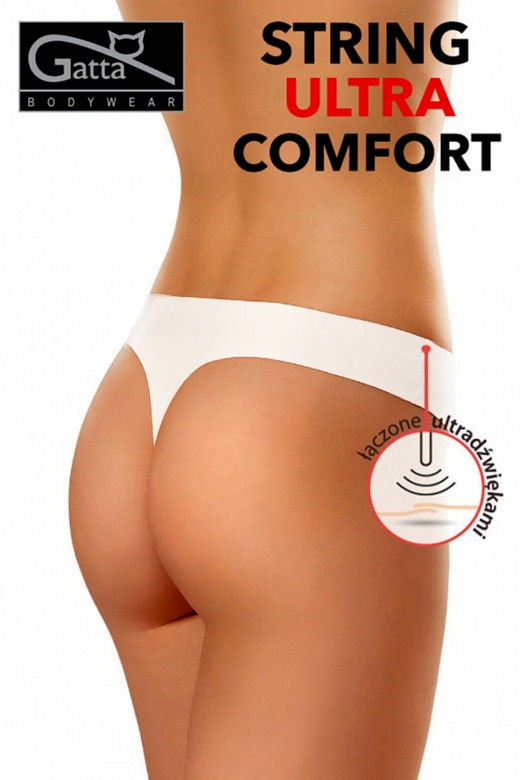 Gatta String Ultra Comfort White
