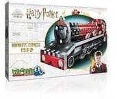 Wrebbit 3D Puzzle Harry Potter Hogwarts Express Mini 155 - Tactic