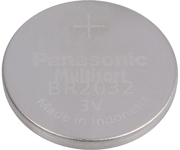 Bateria litowa PANASONIC 3V BR2032 fi20x3,2mm 200mAh