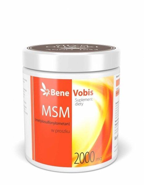 MSM (metylosulfonylometan) - 500g