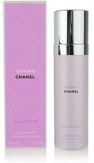 Chanel Chance Eau Tendre Chance Eau Tendre 100 ml dezodorant w sprayu dla kobiet dezodorant w sprayu + do każdego zamówienia upominek.