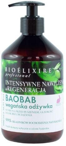 BIOELIXIRE Wegańska odżywka Baobab 500ml