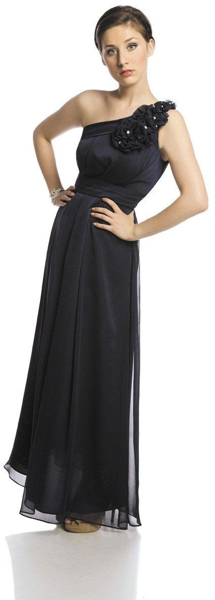 Sukienka FSU219 GRANATOWY