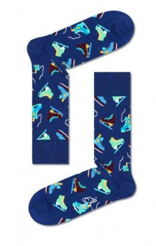 Happy Socks skarpetki SSKA01-6500 ŁYŻWY r. 41-46