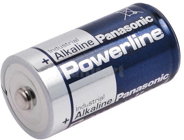 Bateria alkaliczna 1,5V przemysłowa Panasonic R14