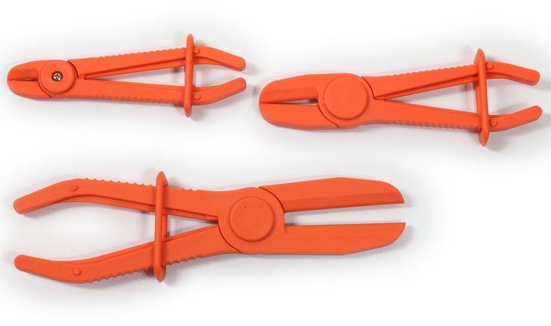 Zestaw ścisków szczypce do przewodów elastycznych