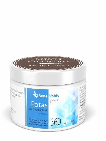 Potas (cytrynian potasu) - 250g