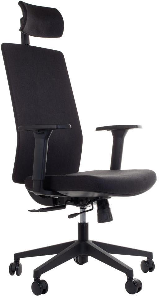 Fotel biurowy gabinetowy ZN-807-B-30