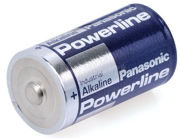 Bateria alkaliczna 1,5V przemysłowa Panasonic R20 (D)