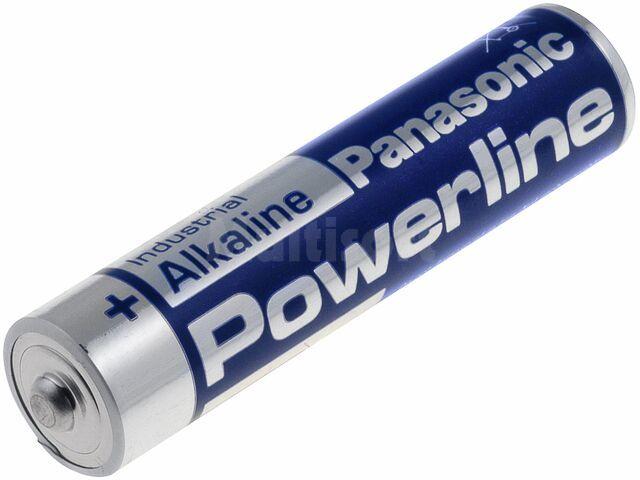 Bateria alkaliczna 1,5V przemysłowa Panasonic R03