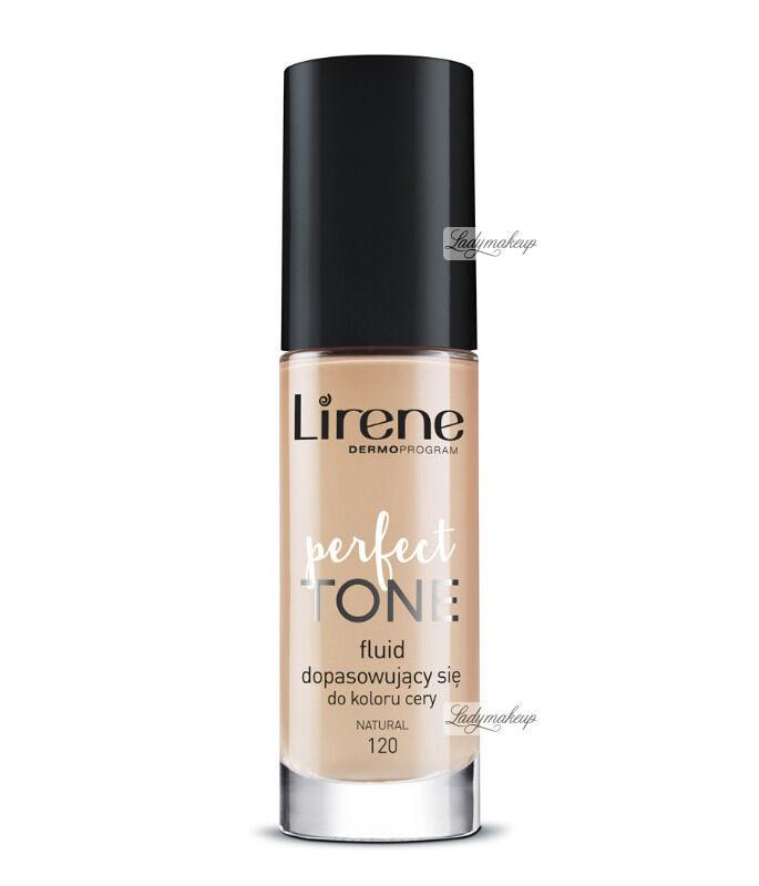 Lirene - PERFECT TONE - Fluid dopasowujący się do koloru cery - 120 - NATURAL