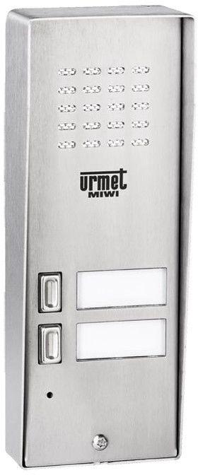 Panel wywoławczy 5025/2D MIWI-URMET