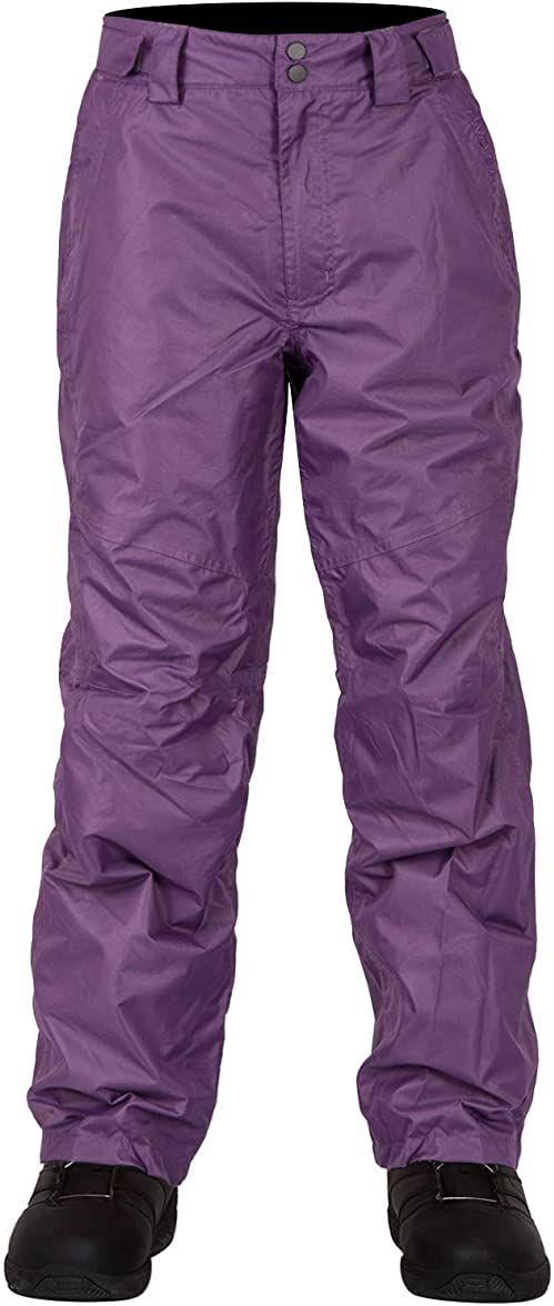 Two Bare Feet męskie spodnie narciarskie Claw Hammer XS burgundowe