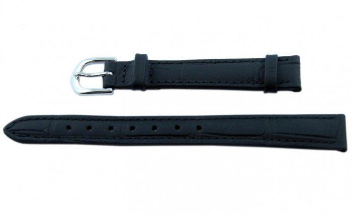 Pasek BISSET BS111 12mm czarny
