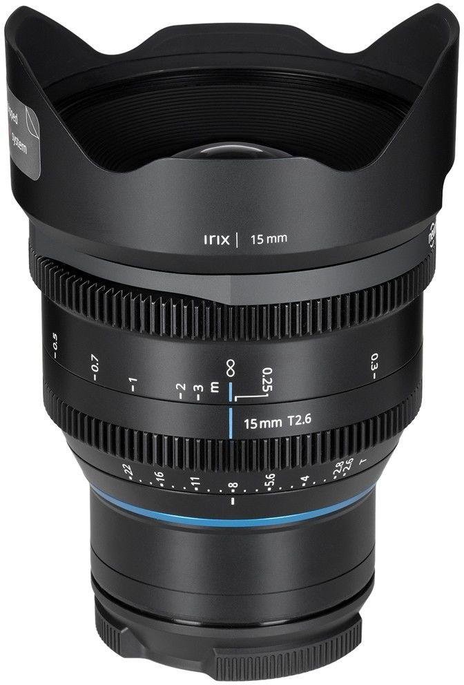 Obiektyw Irix Cine 15mm T2.6 Canon RF Imperial