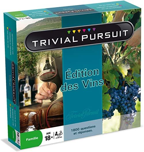 Winning Moves TRIVIAL Pursuit Editions 2014