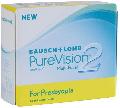Soczewki PureVision 2 for Presbyopia MultiFocal 6szt. - LO