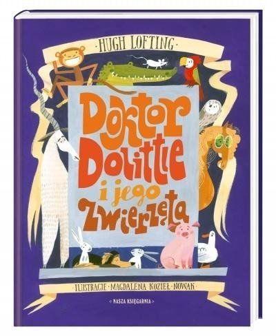 Doktor Dolittle i jego zwierzęta - Hugh Lofting