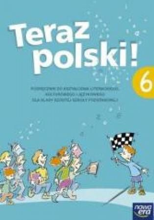 Teraz polski! Klasa.6. Podręcznik